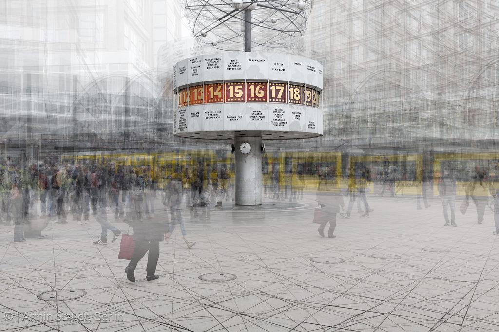 Zeit - Alexanderplatz