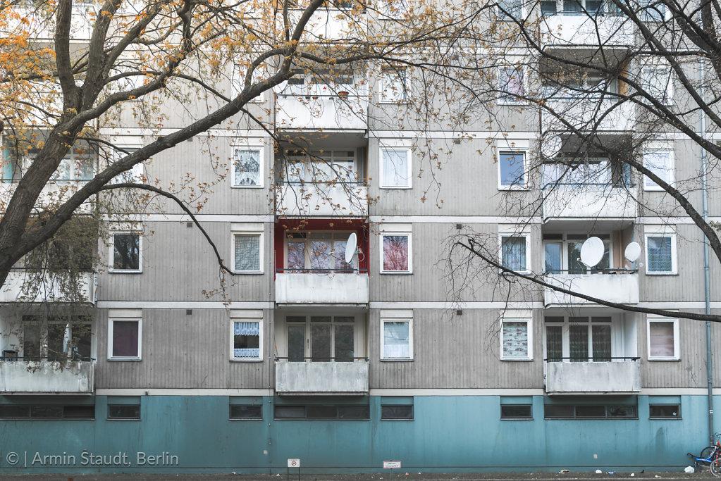 social housing in Berlin Kreuzberg
